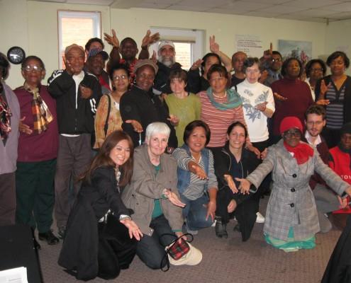 Comité Anti-Pauvreté / Anti-Poverty Committee