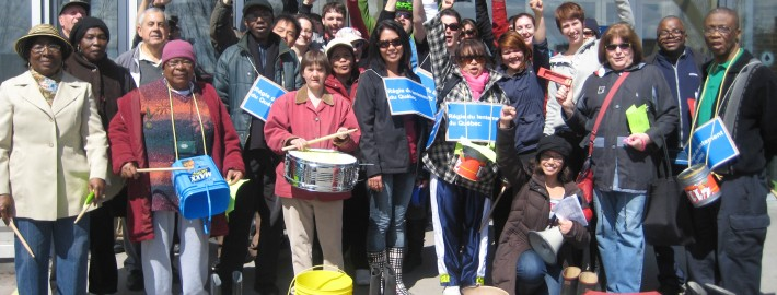 Action à la Régie du logement / Rental Board action