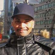Kurt, bénévole deu comité droit au logement / Kurt, Housing Rights Committee volunteer