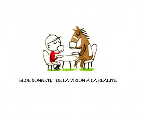 Blue Bonnets : de la vision à la réalité