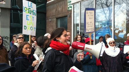TVA - Des locataires dénoncent la lenteur de la Régie du logement (Crédit photo : Agence QMI)