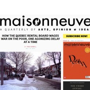 Maisonneuve - How the Quebec Rental Board wages war on the poor, one agonizing delay at a time