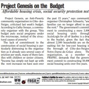 The Suburban - Project Genesis on the Budget