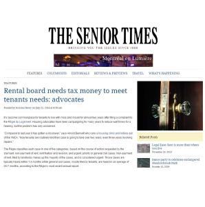 2014-0722 senior times rental board