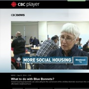CBC TV News - What to do with Blue Bonnets?