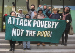 Combat poverty, not the poor